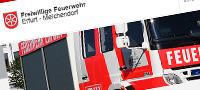 Feuerwehr Erfurt-Melchendorf
